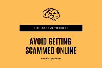 Avoid Getting Scammed Online, Mondays in PJs cover photo