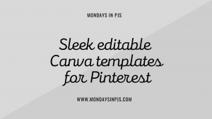editable pinterest templates